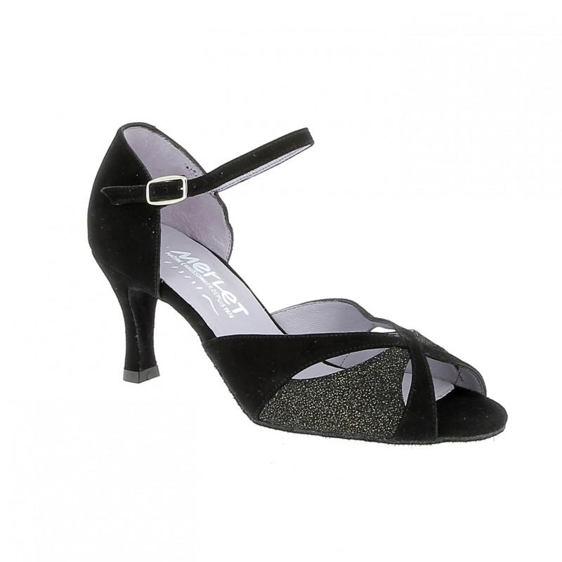 Chaussures de danse de salon MERLET SAPHIR 1404-085 FEMME