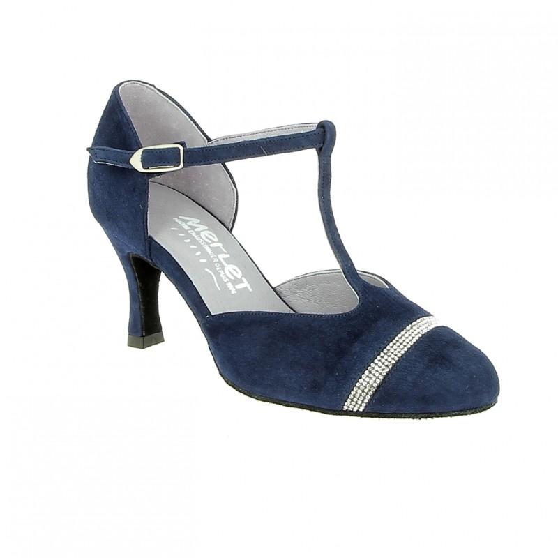 Chaussures de danse de salon MERLET NABEL FEMME