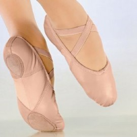 chaussons de danse demi-pointes SO DANCA BAE11