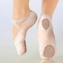 chaussons de danse demi-pointes SO DANCA BAE13