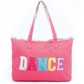 sac de danse DASHA DESIGNS Multicolor Dance Tote