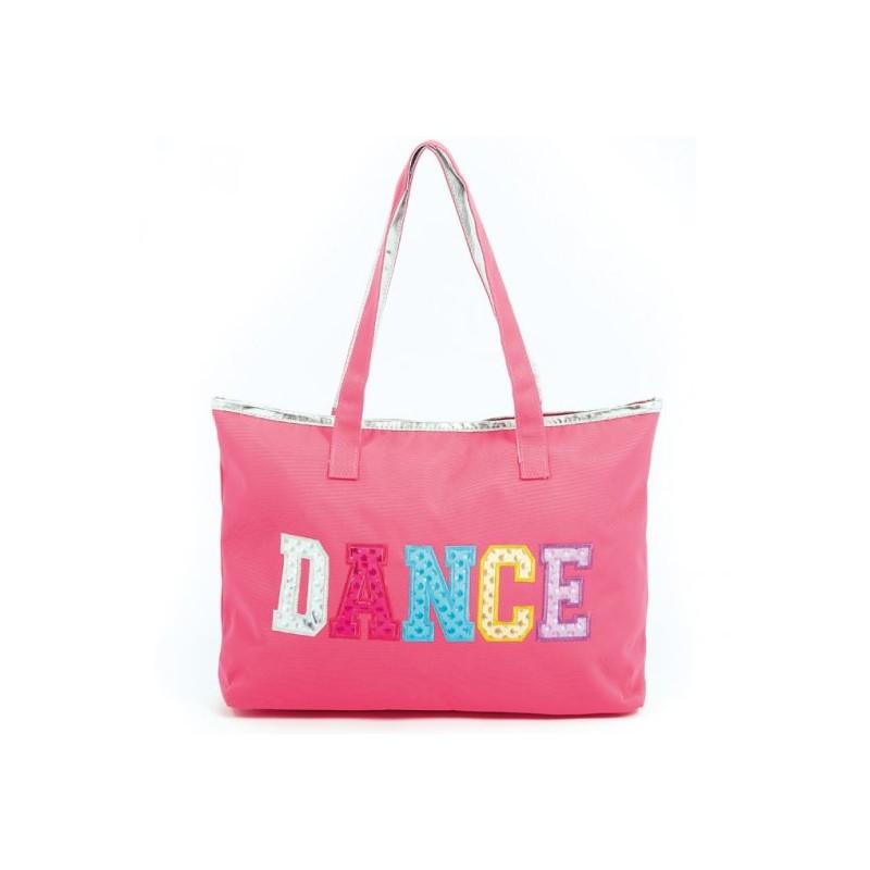 sac de danse DASHA DESIGNS Multicolor Dance Tote