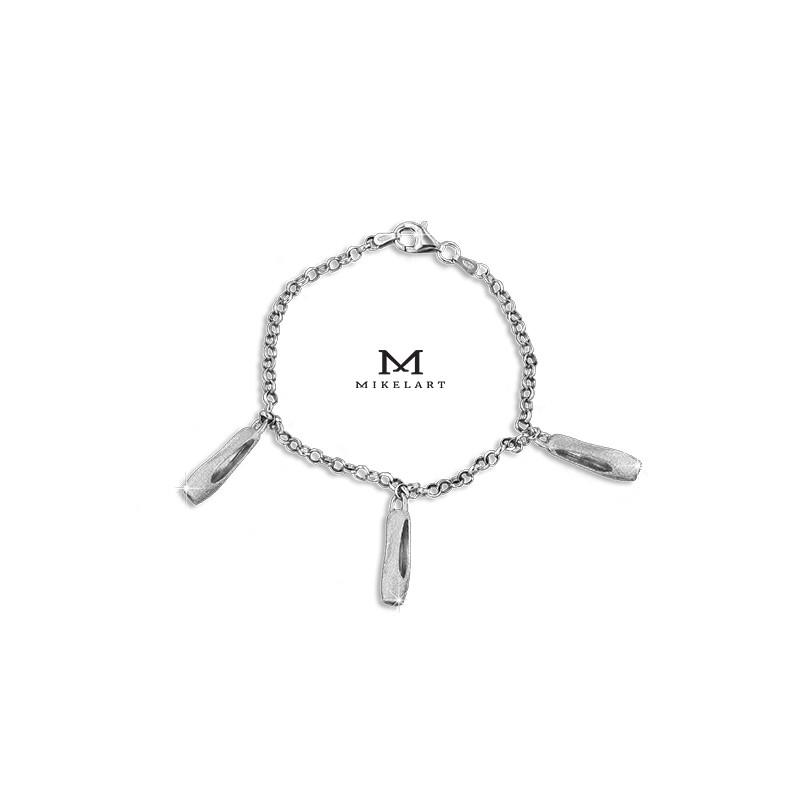 bracelet danseuse MIKELART CHAUSSONS
