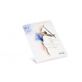 cahier gymnaste A4 LikeG quadrillé LG-QGQ-32