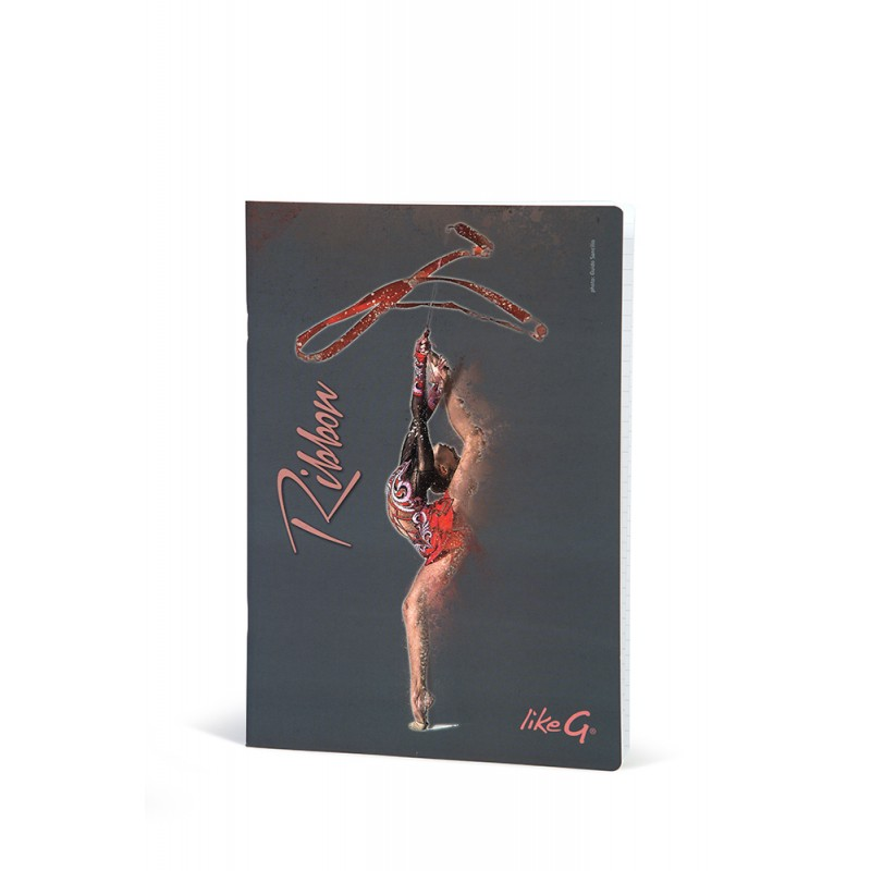 cahier gymnaste A4 LikeG ligné LG-QGR-87
