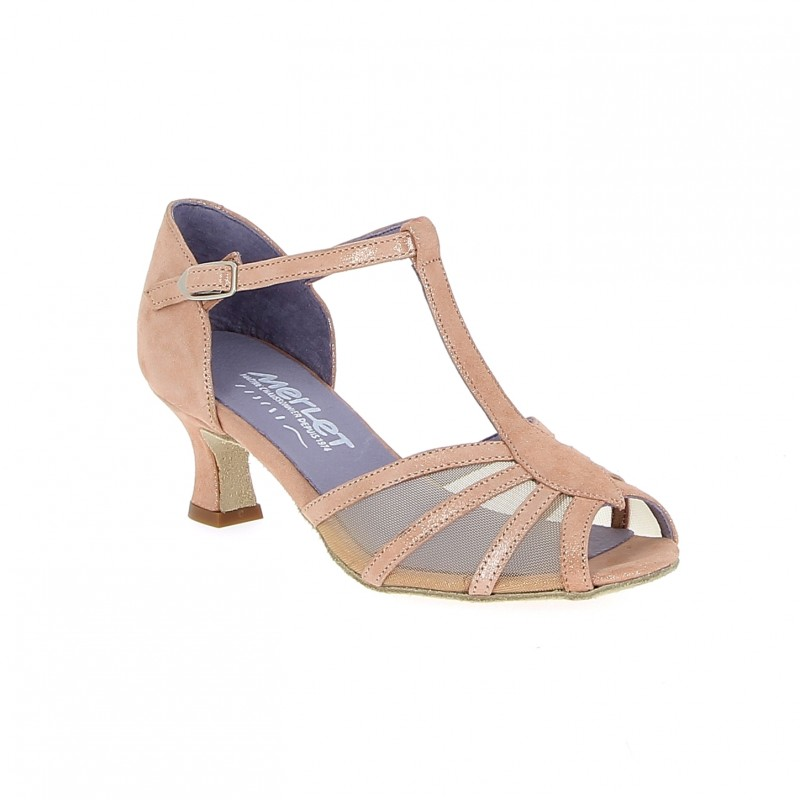 Chaussures de danse de salon MERLET KARMINA 1337-206 FEMME
