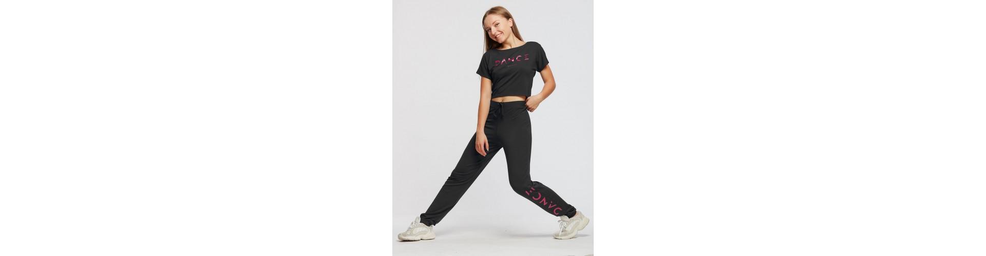 Pantalons de danse femme