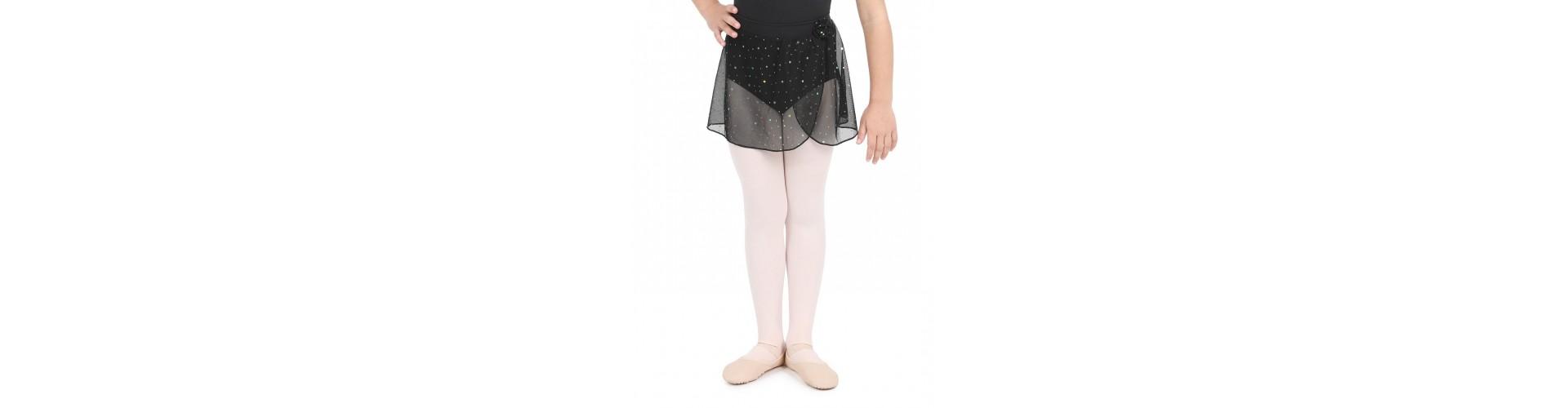 Jupettes danse classique fille