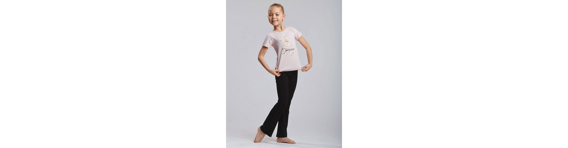 Pantalons de danse fille