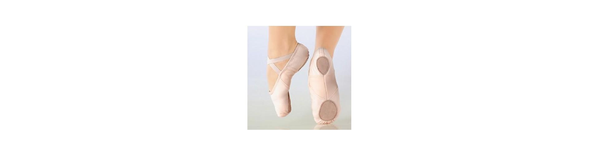 Chaussons de danse Demi-pointes TOILE