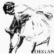 Degas danse